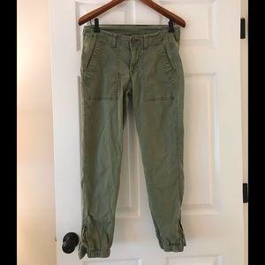 Cabi size 2 green pants